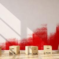 ایده های خلاقانه رنگ آمیزی دیوار برای شاد زیستن